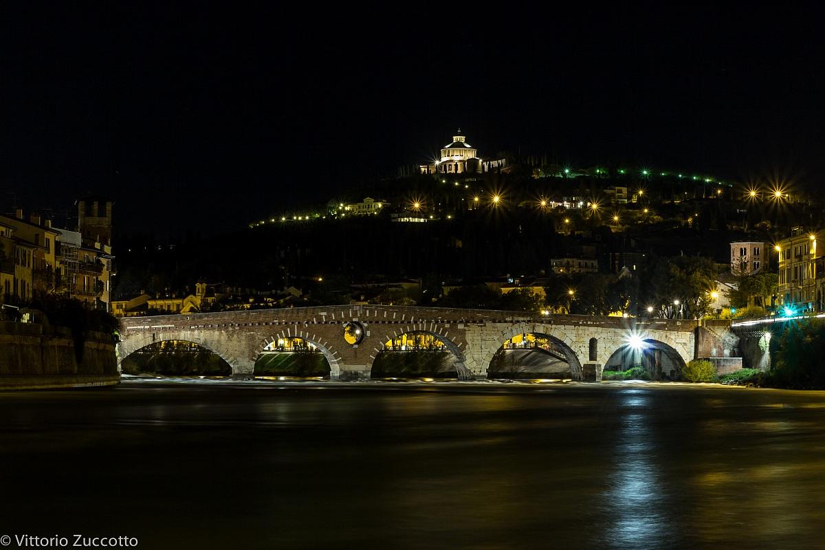 Stone Bridge and San Leonardo...