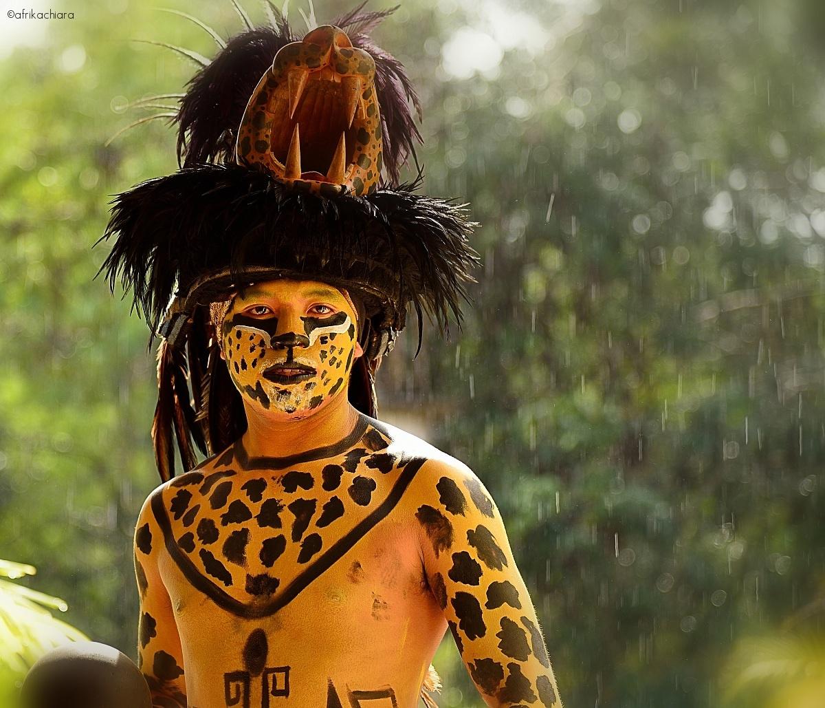 Man ... Tribal!...