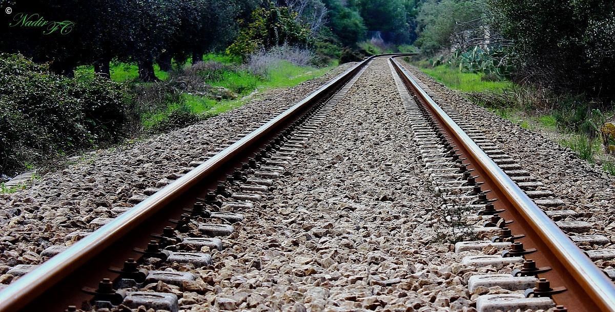 last track......