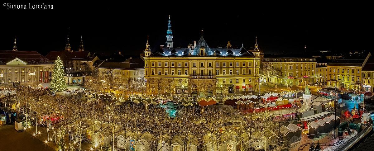 The magic of Christmas in Klagenfurt ......