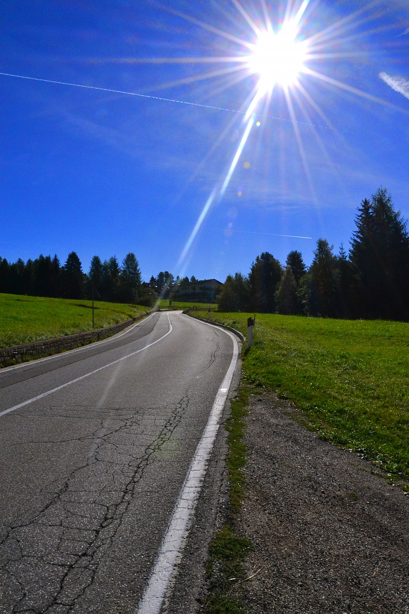 Trentino, Canazei...