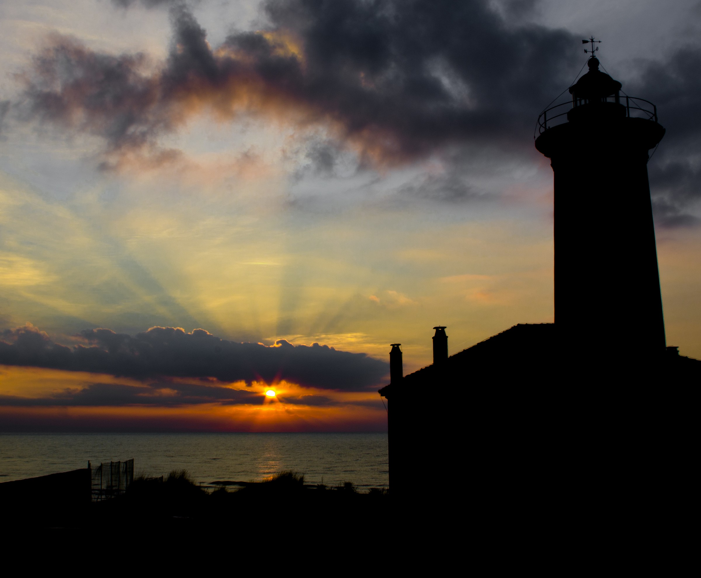 Dawn of the Lighthouse...