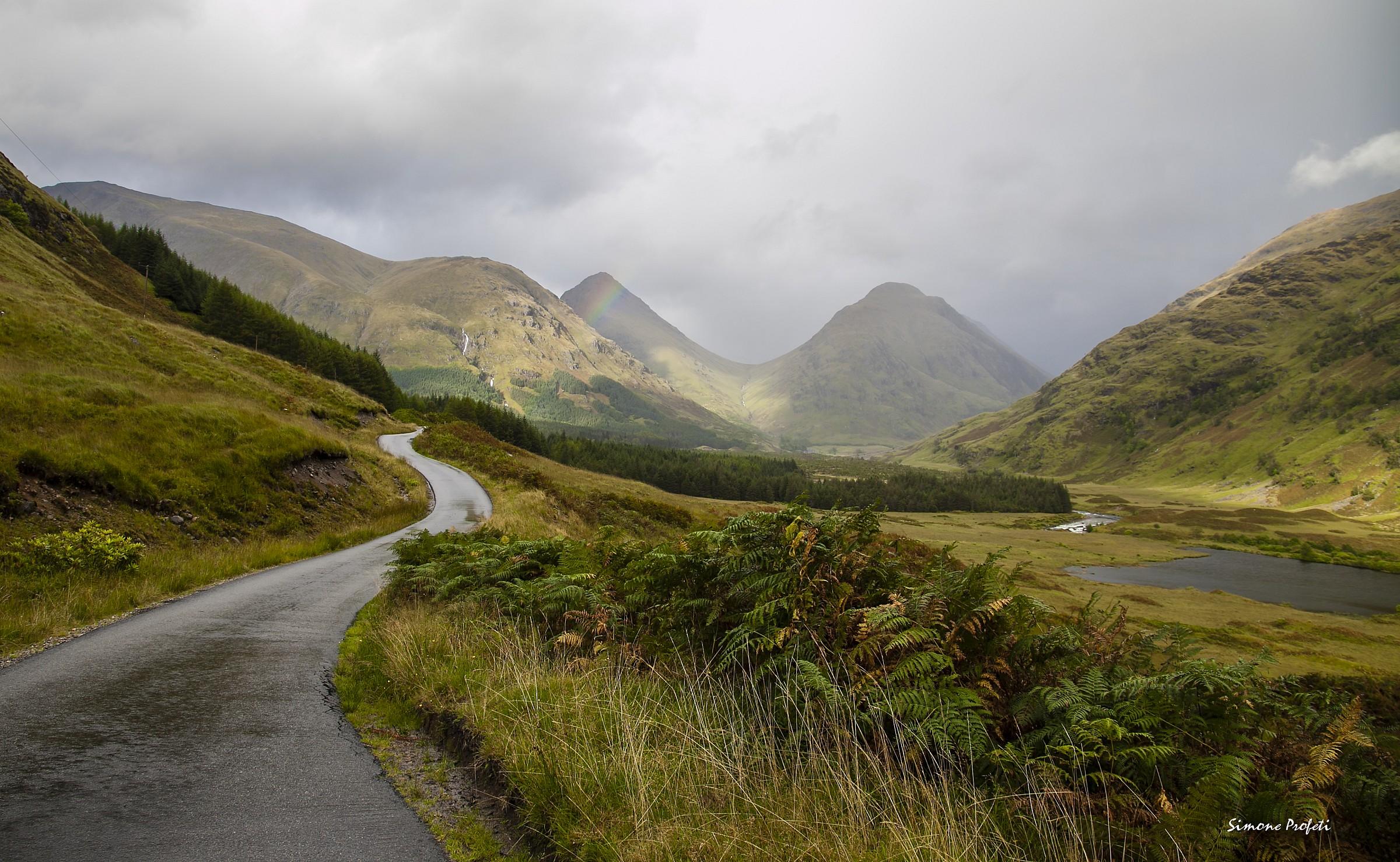 Glencoe-Scozia...