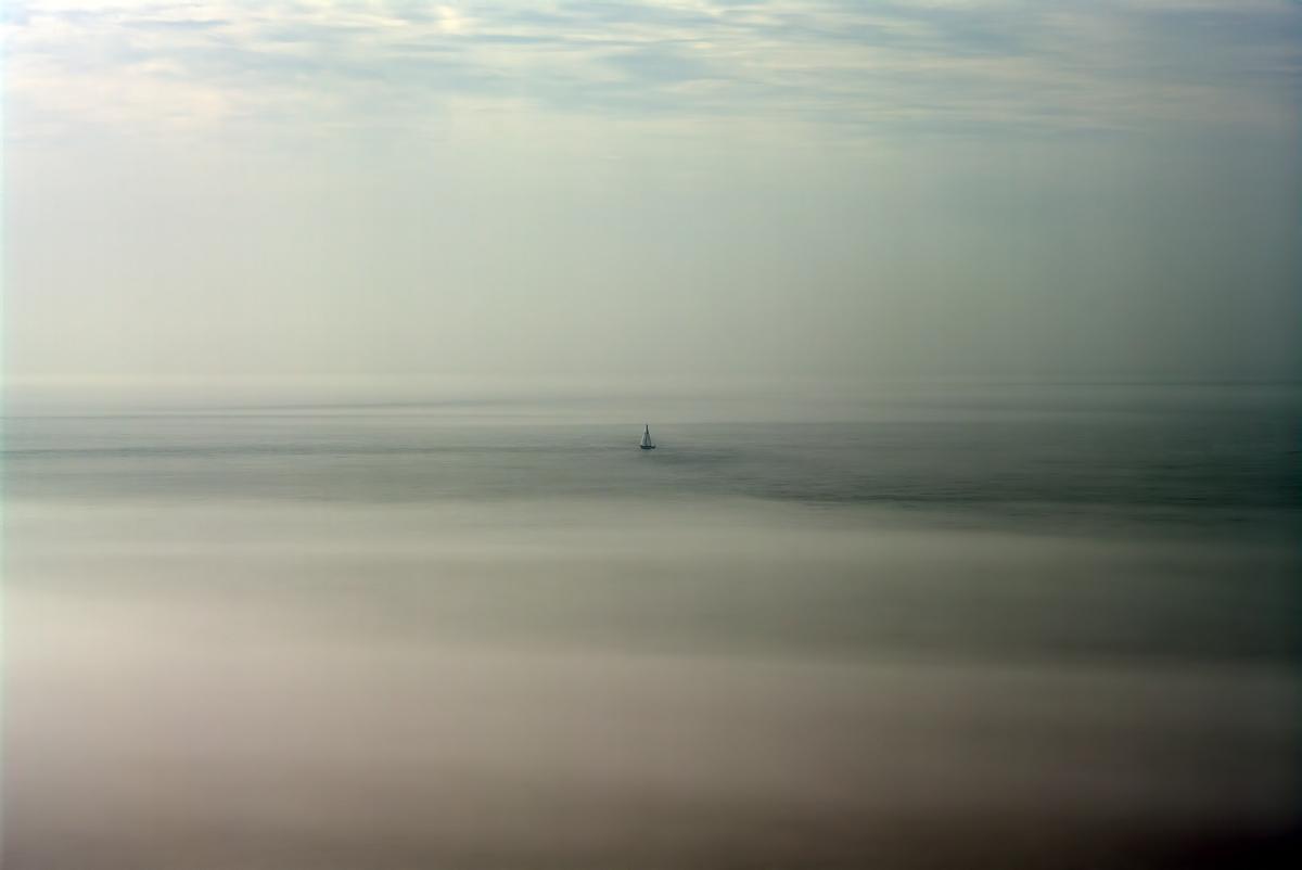 Una barca nel mare bretone...