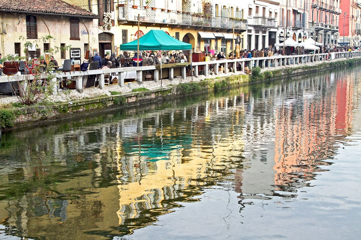 Reflections on the Canal...