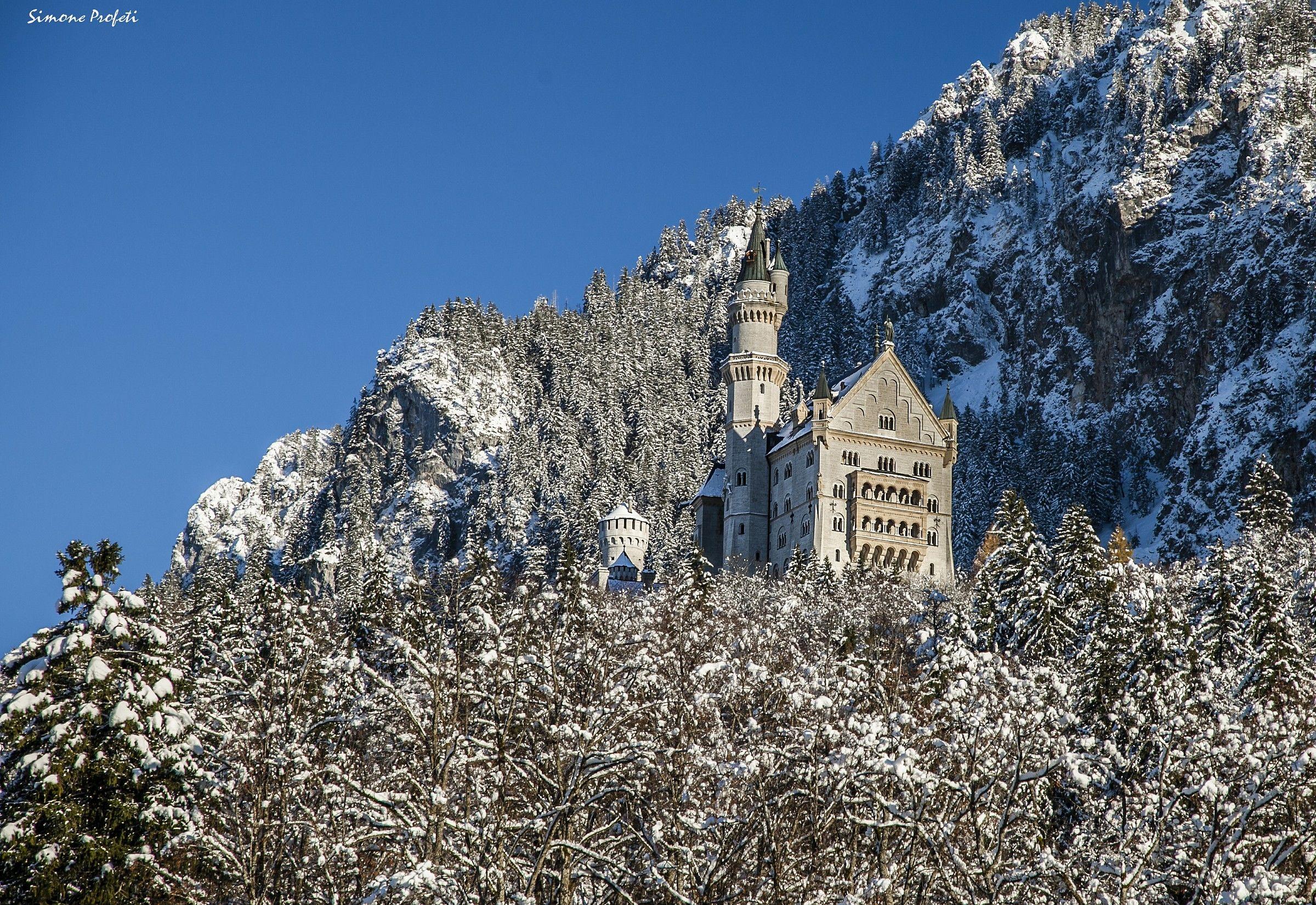 Castello di Neuschwanstein...