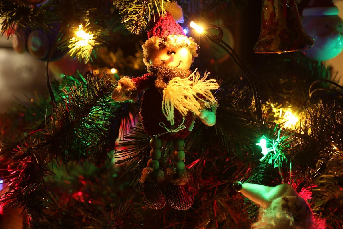 L'albero di pupazzetti_Buon Natale!...