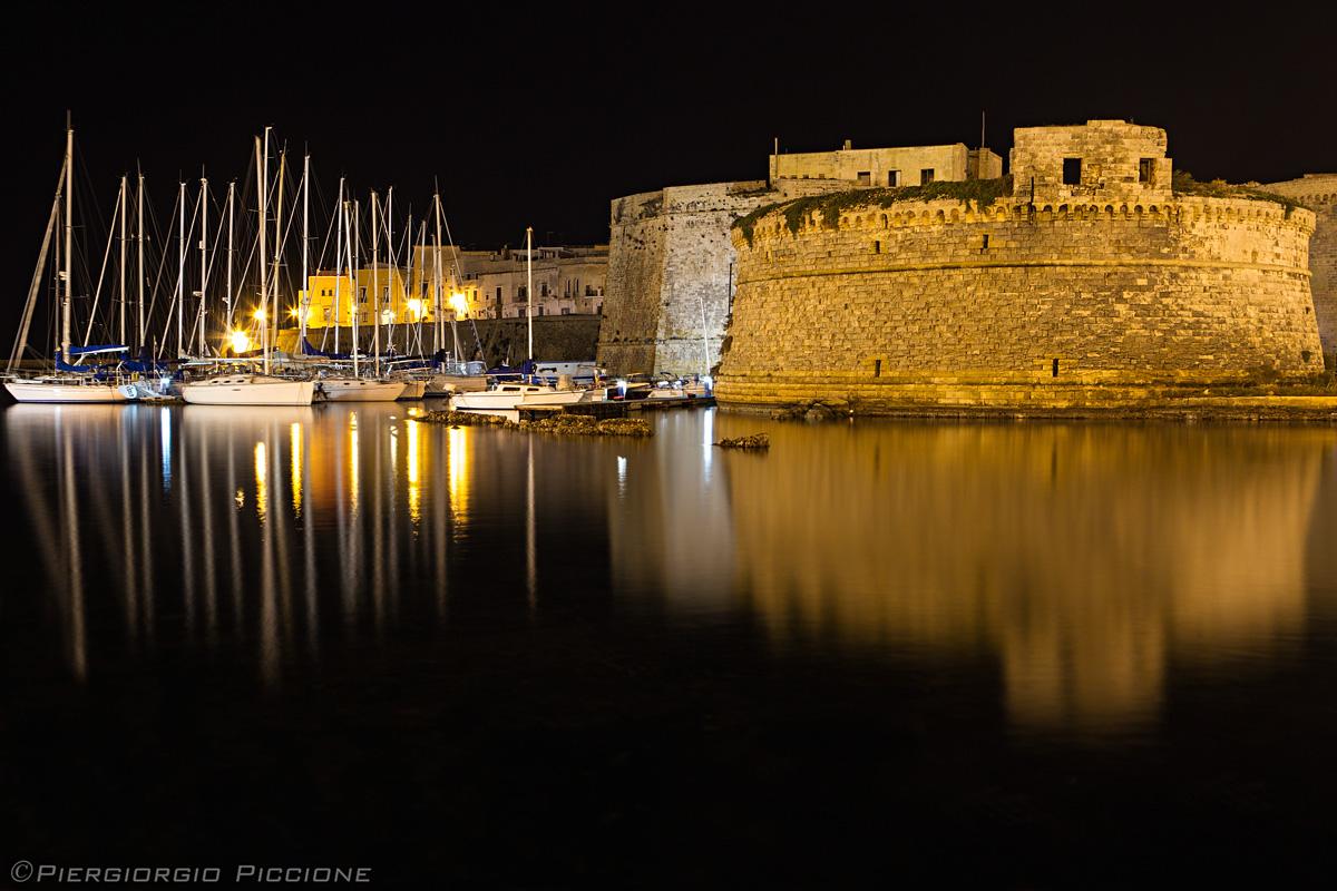 Castle Gallipoli...
