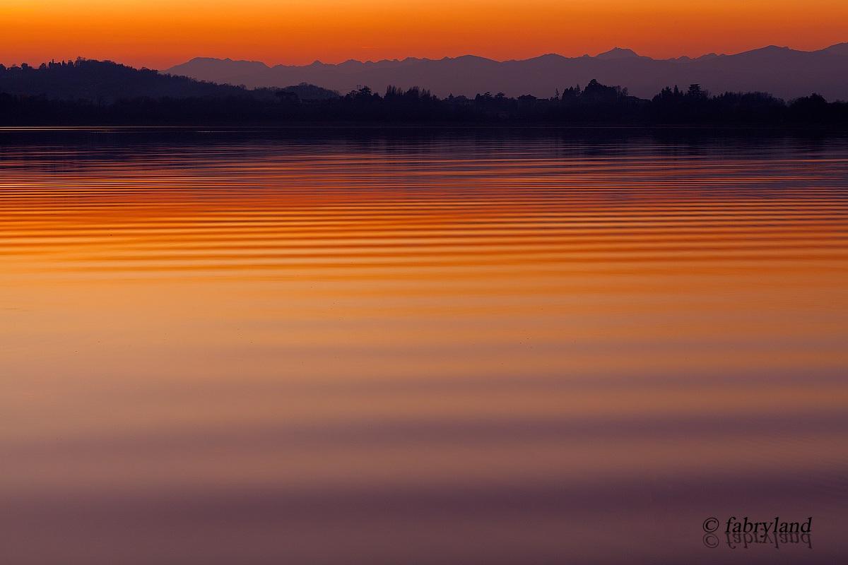 Sweet sunset...