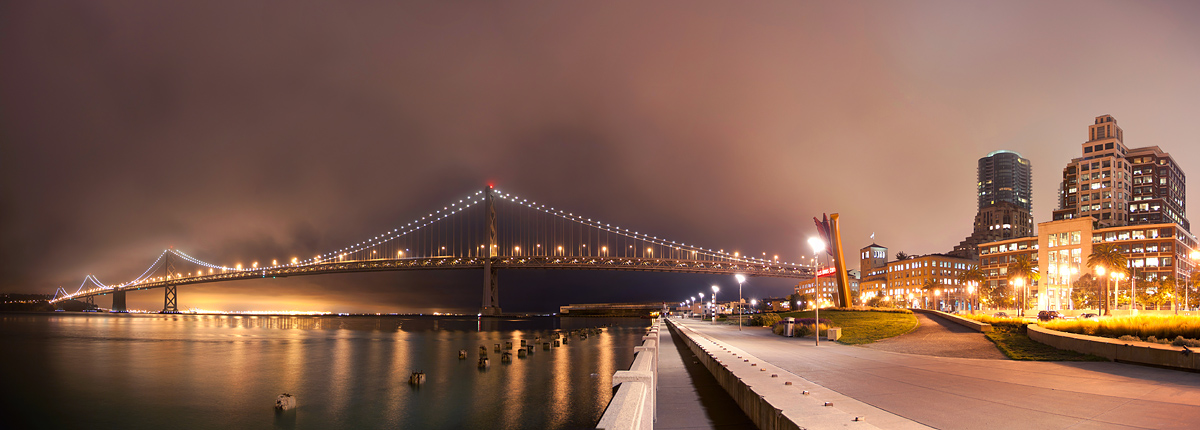 Bay Bridge...