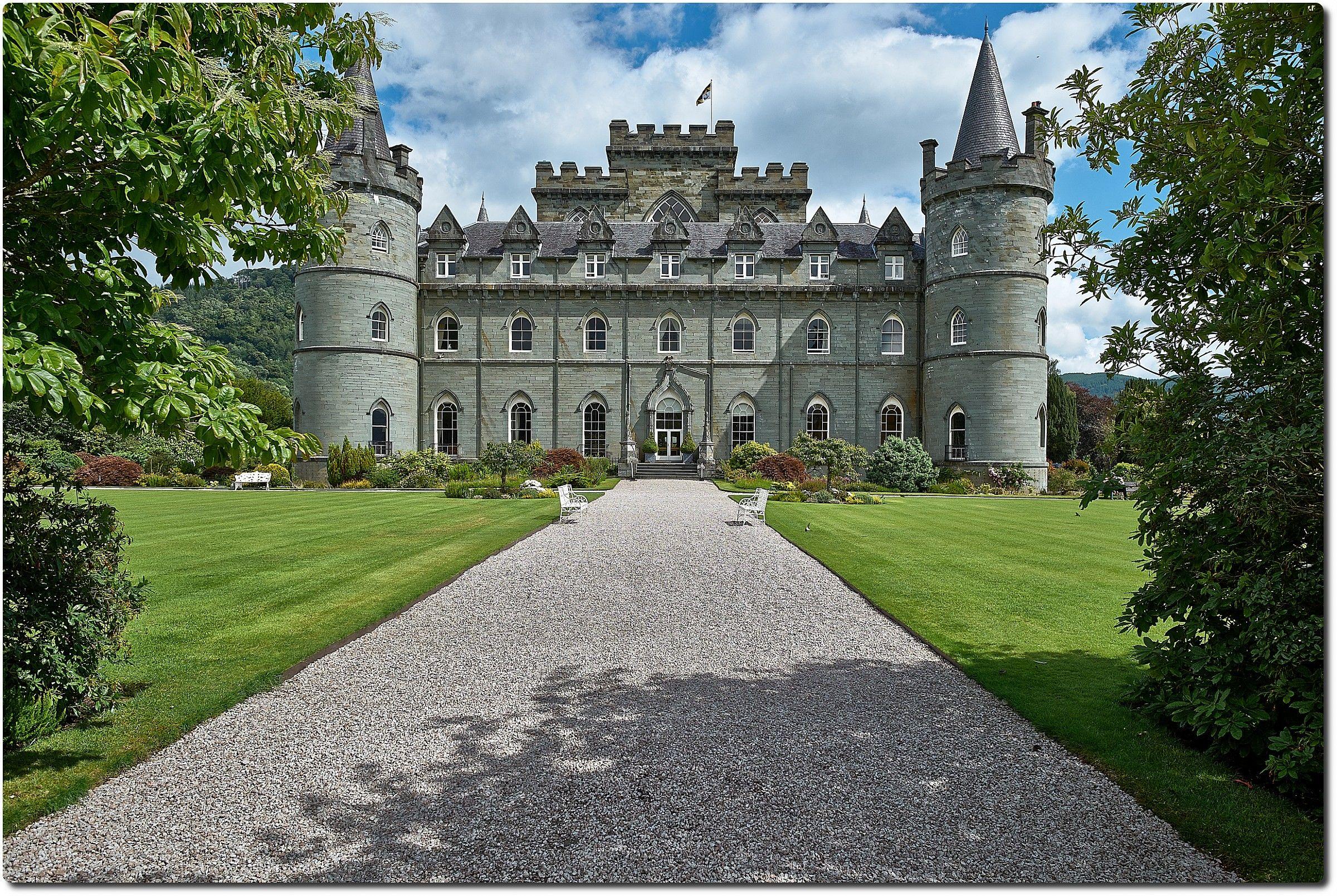 Argyll Castle...