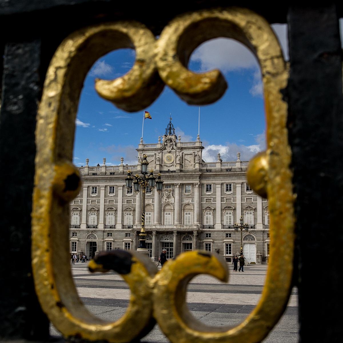 Madrid Royal Palace...