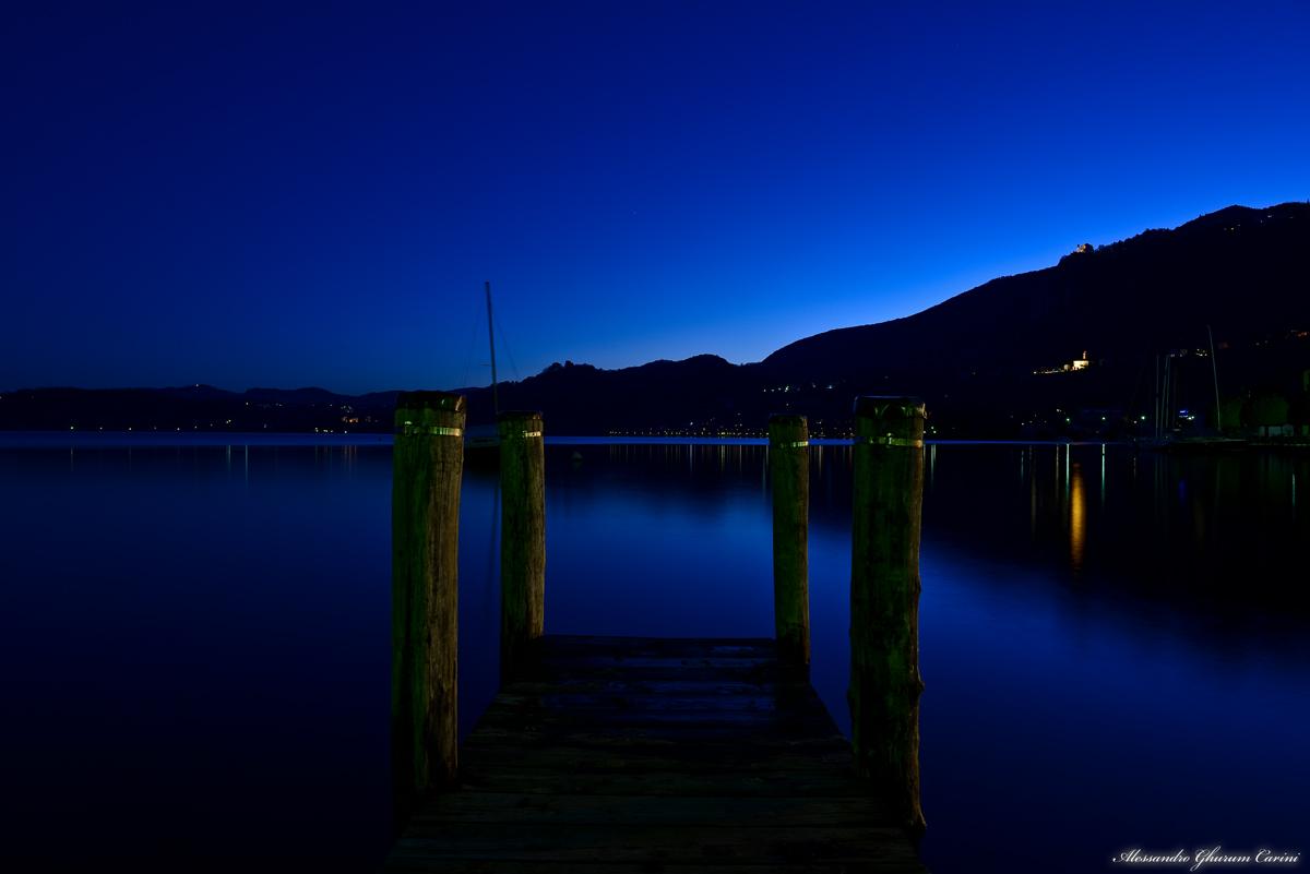 Blue Hour in Pella...