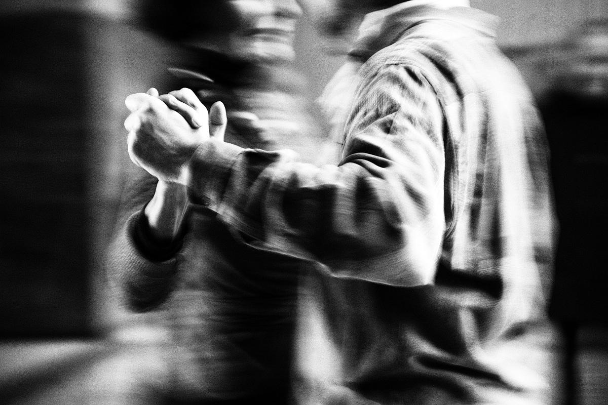 Tango in piazza...