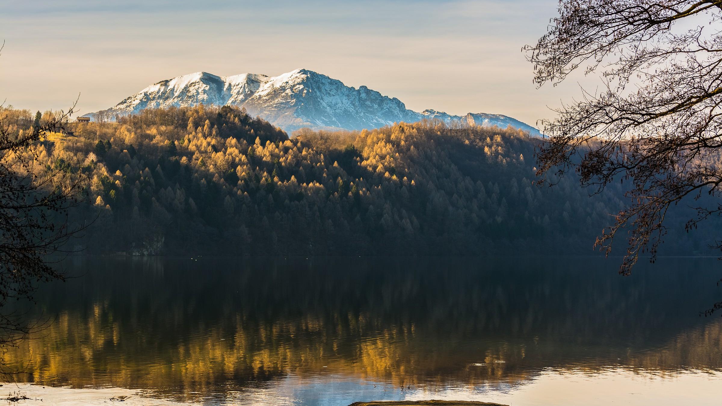 Lake Levico...