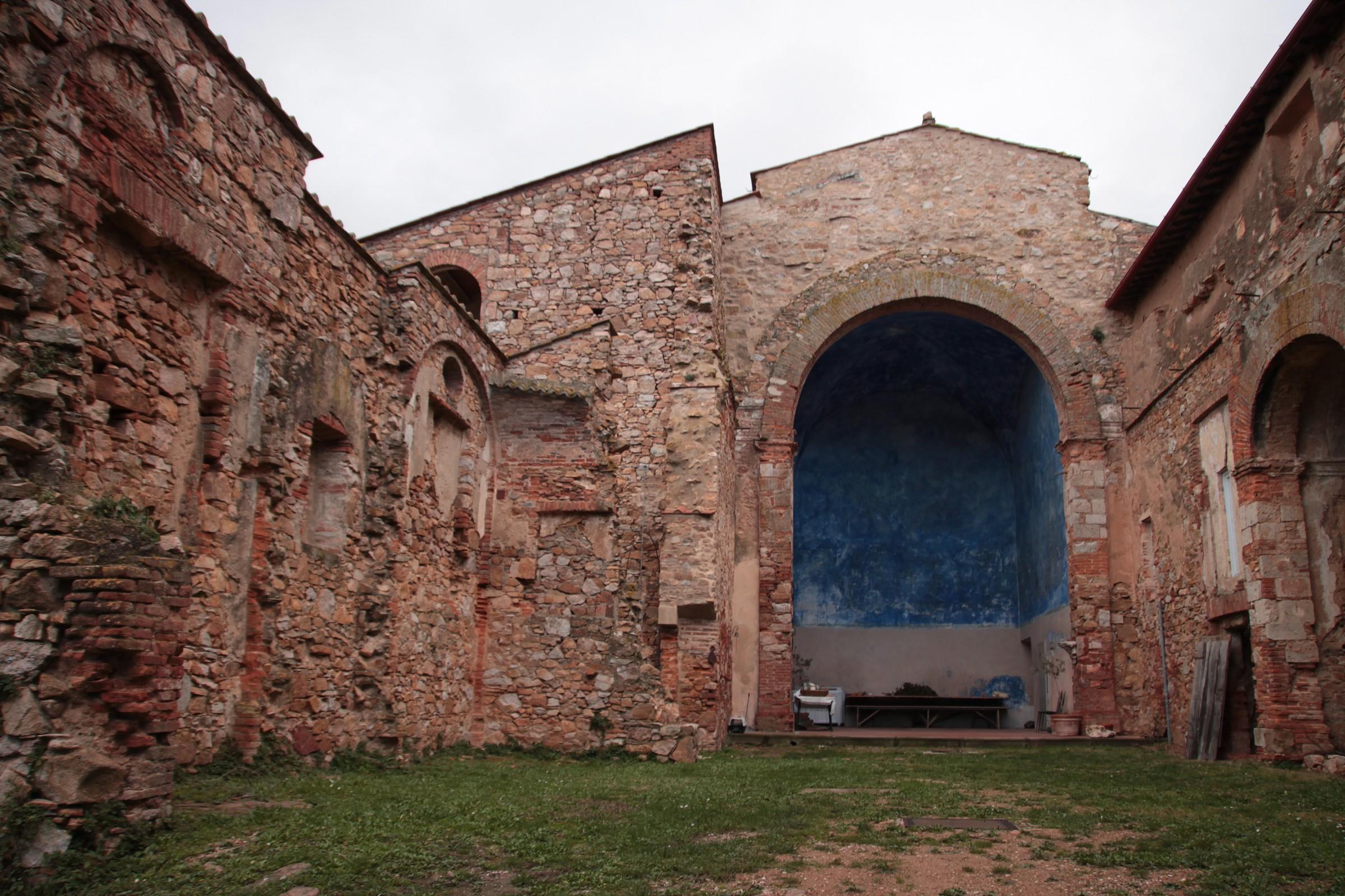 Monastery Batignano...