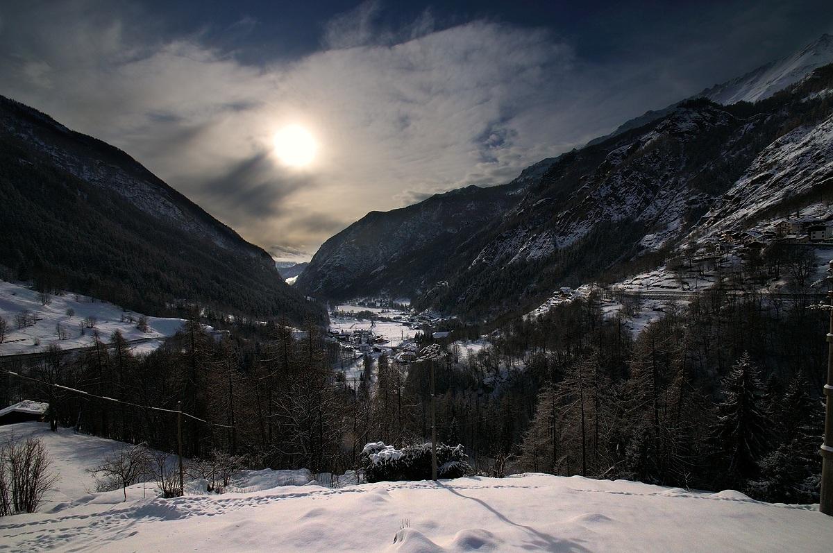 Cervinia Valley...