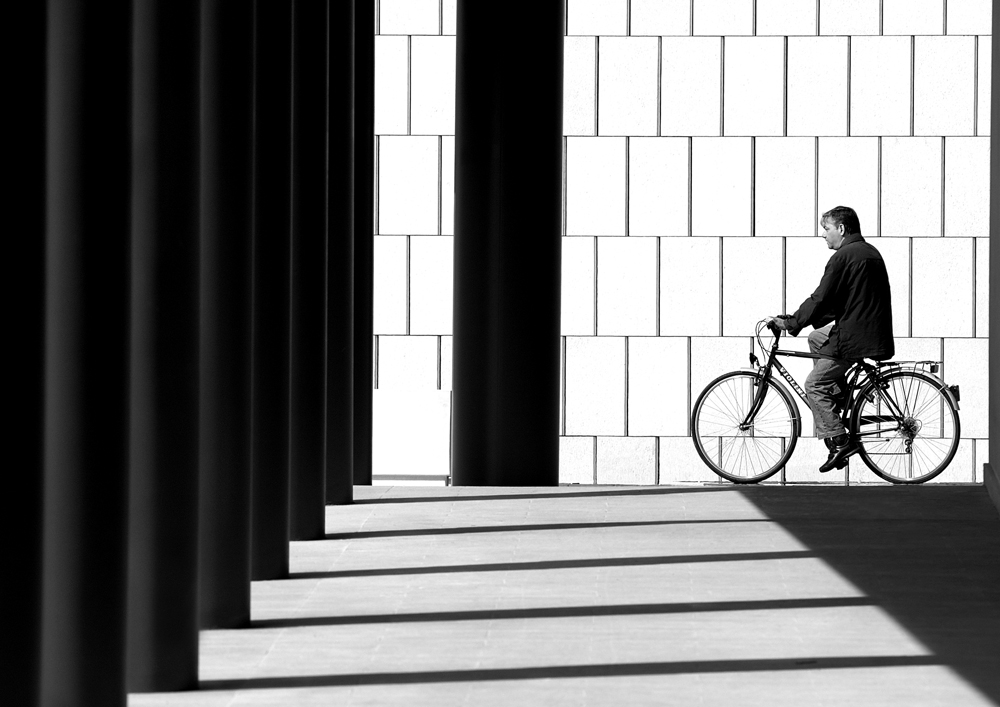 Bike in the city...