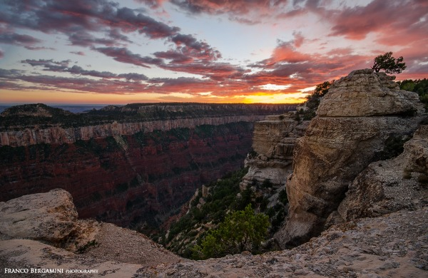 Grand canyon north rim 2 arizona juzaphoto for Grand canyon north rim mappa della cabina