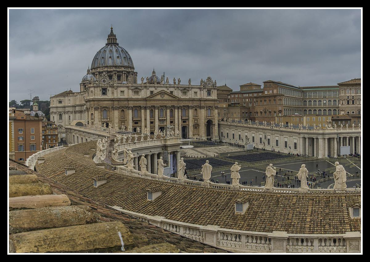 San Pietro - Rome...