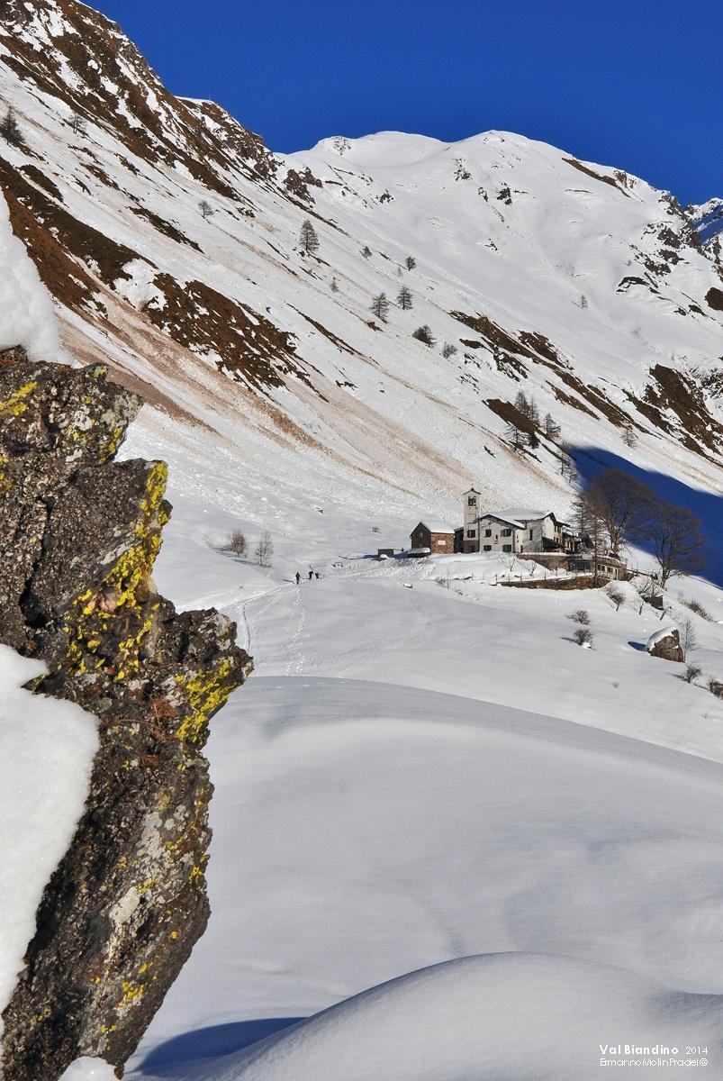 Rifugio Madonna della Neve...