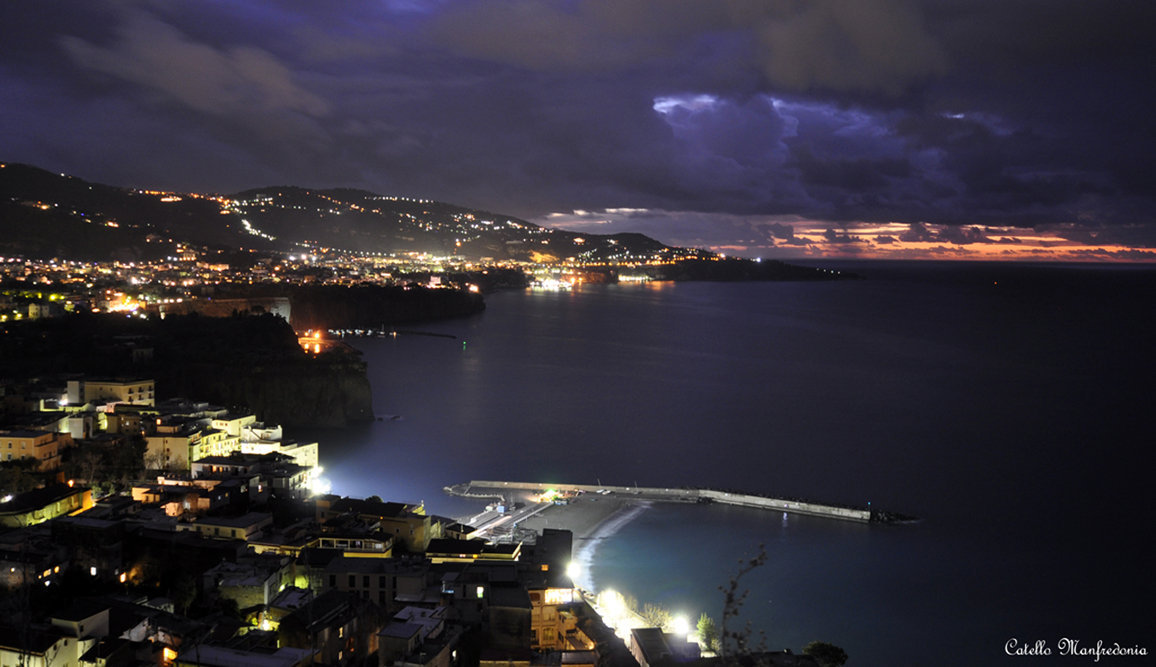 Sorrento Peninsula...
