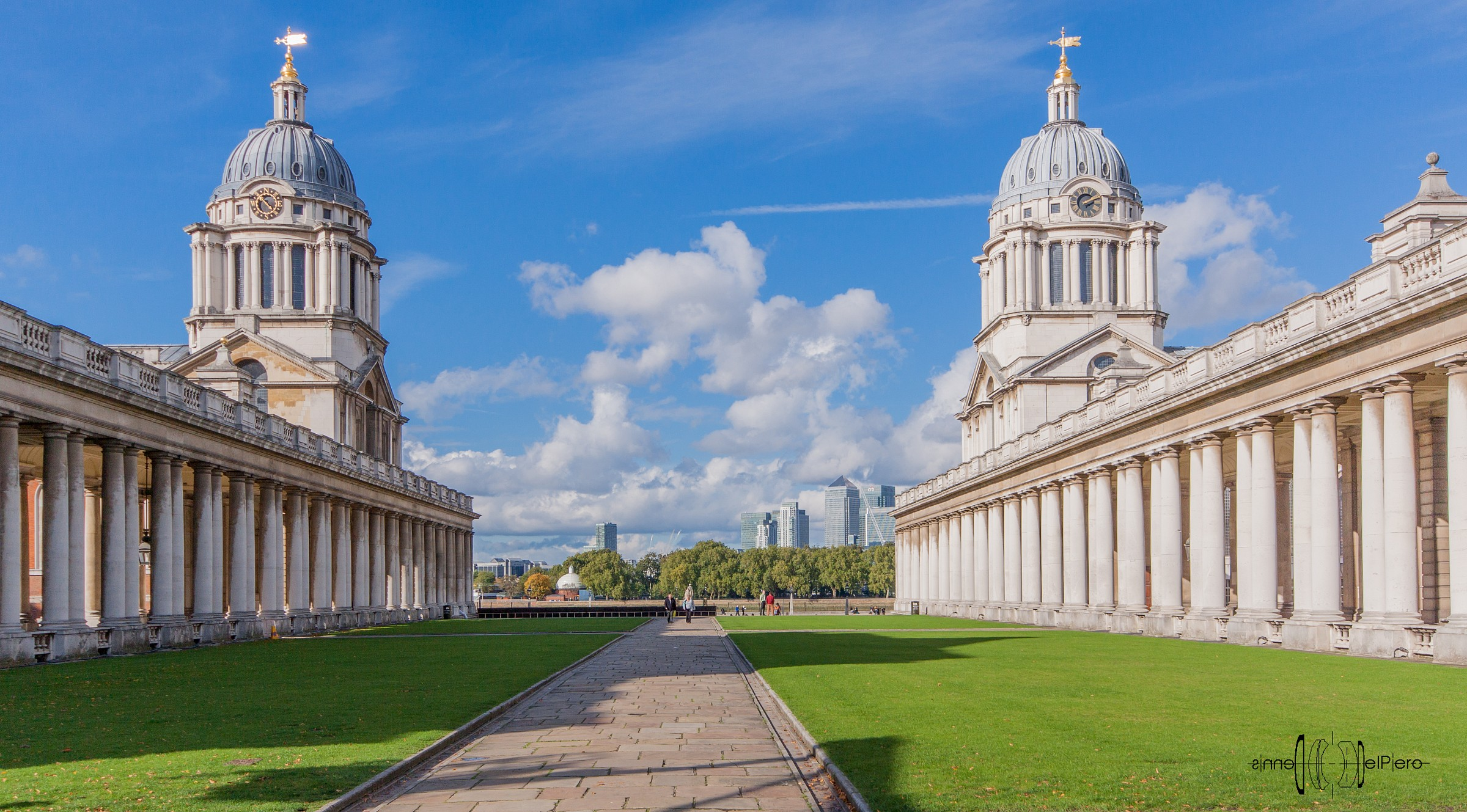 Greenwich - Old Royal Naval College...