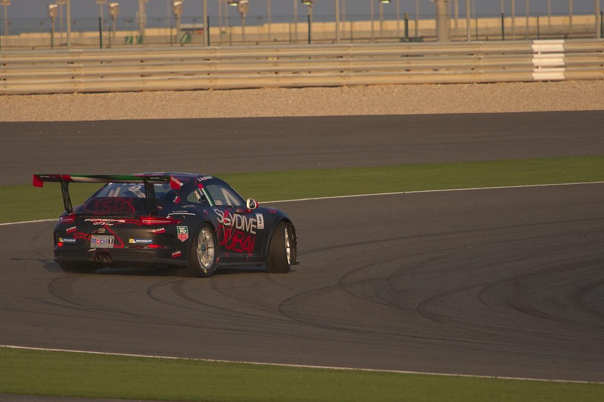 Porsche GT3 Cup Losail 4...