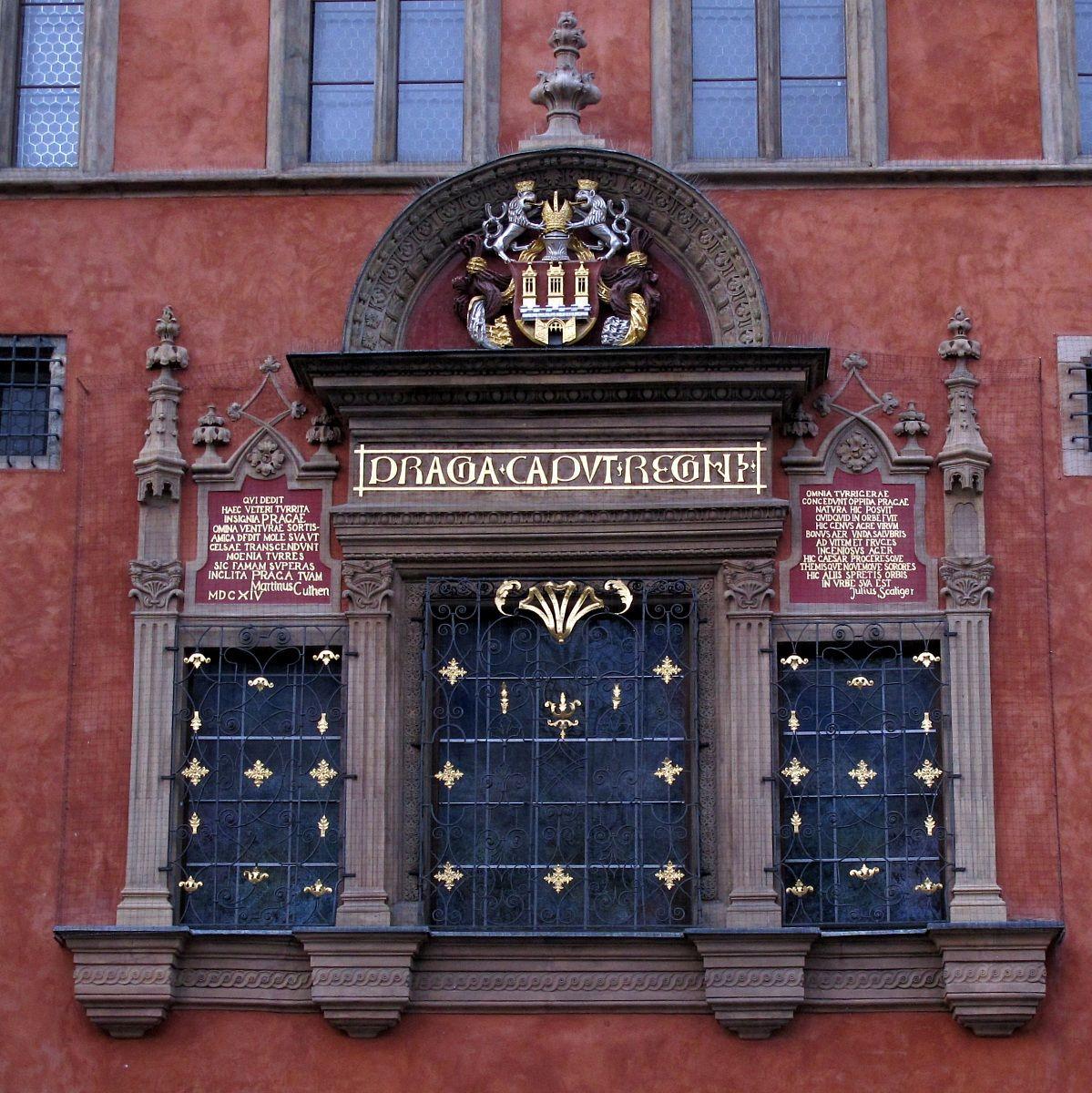 Praga caput regni...