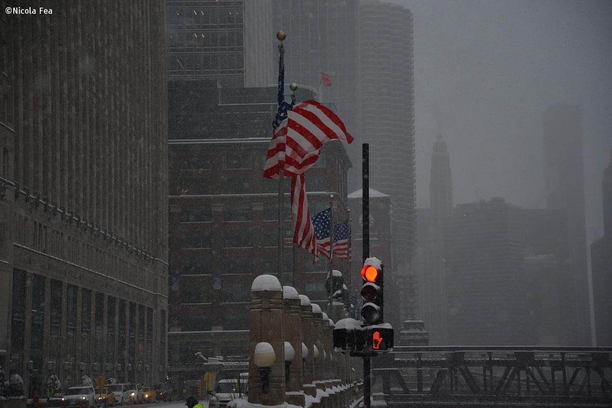 Stop the U.S. snowstorm...
