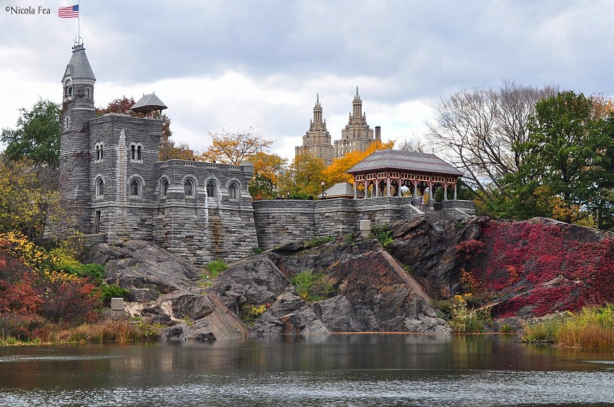 Belvedere Castle...