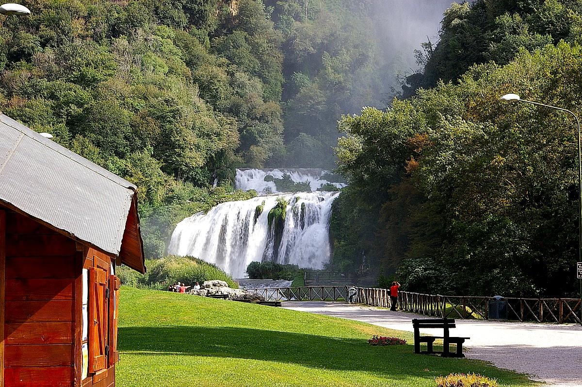 cascata delle Marmore...