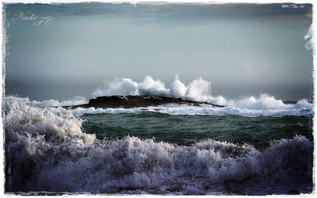 Stormy Sea 2...