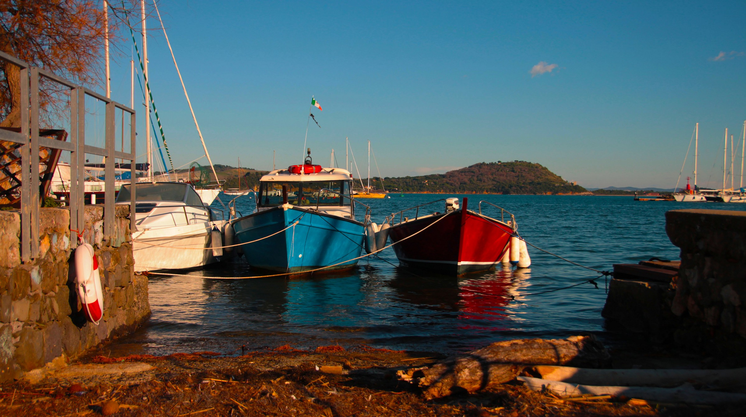 Boats for Mooring...