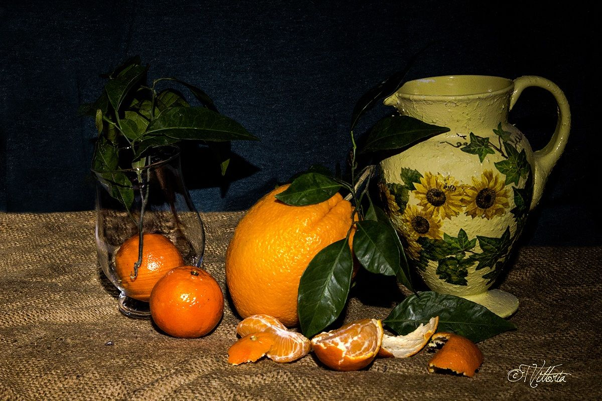 Orange giant...