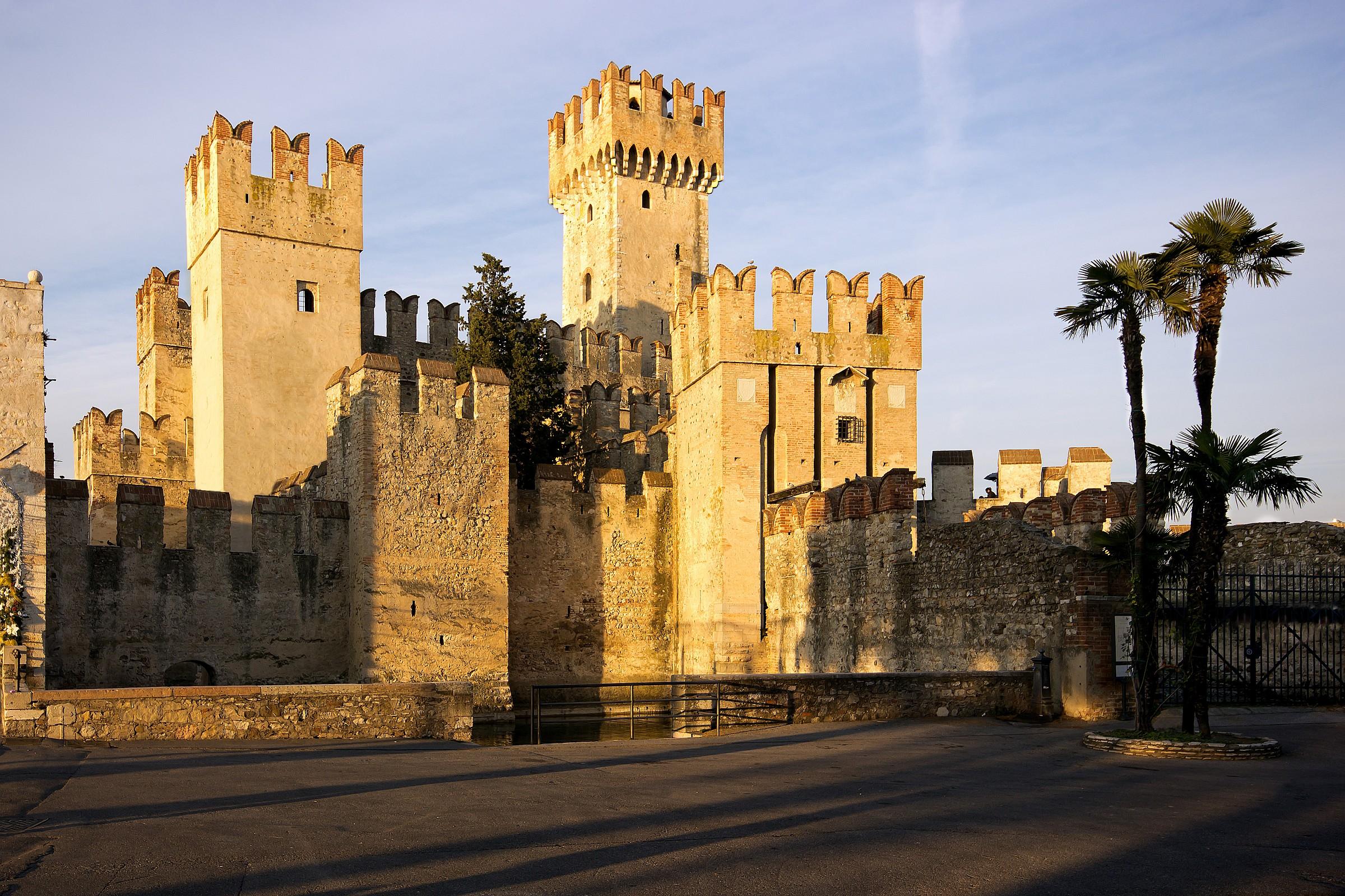 Castello di Sirmione...