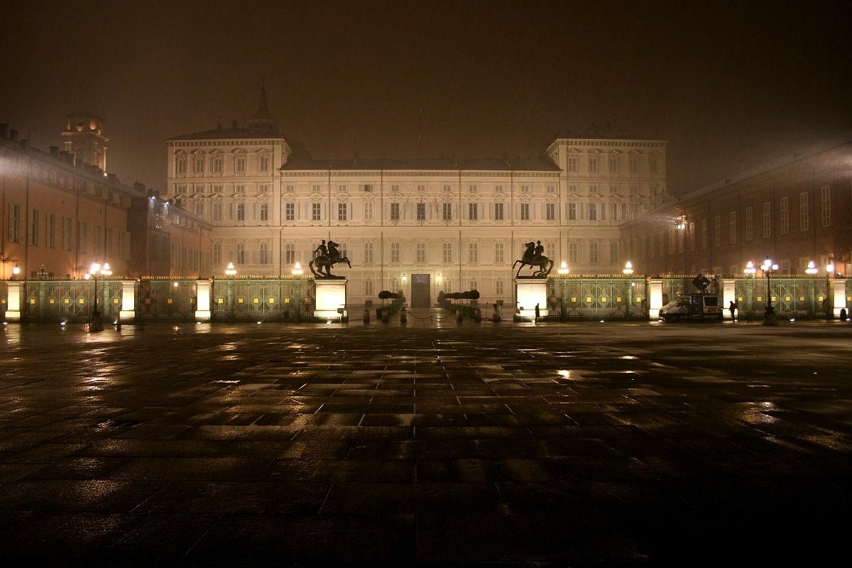the royal palace...