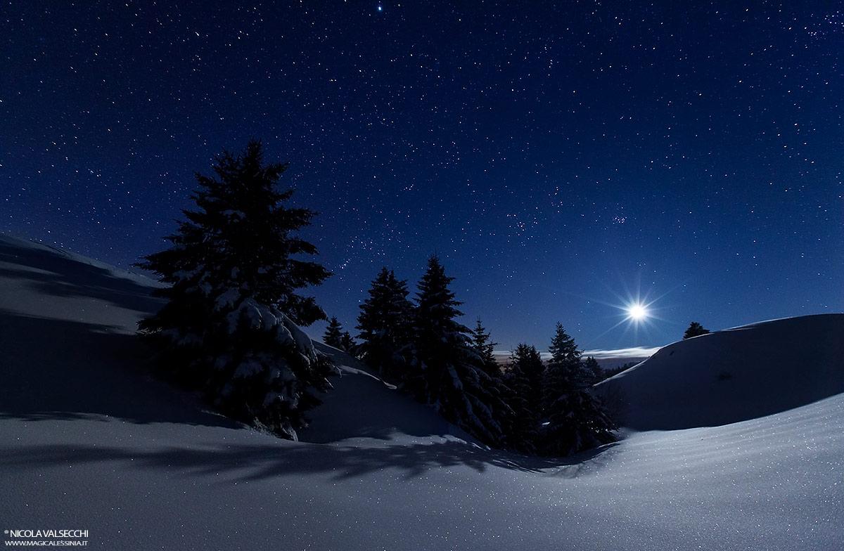 Moonset, lessinia...