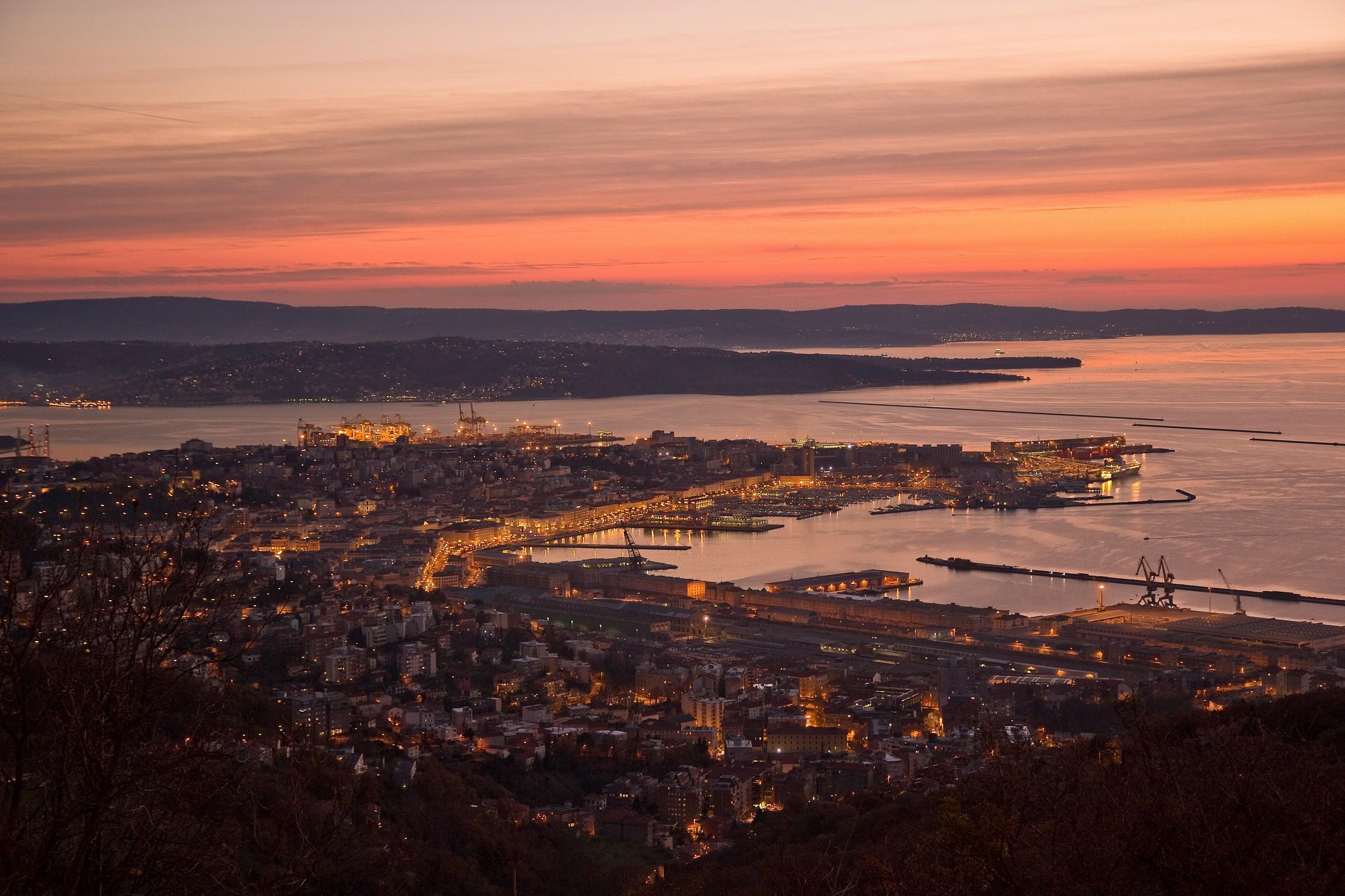 Trieste...