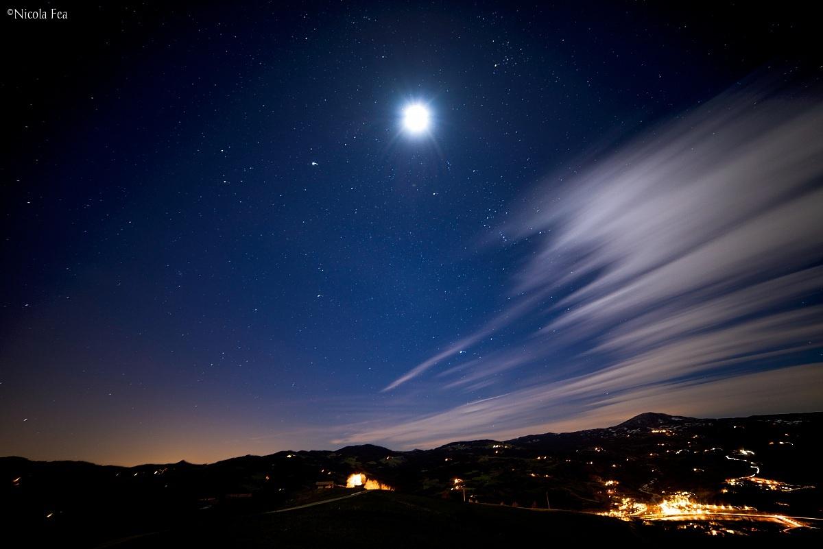 Shining Moon...