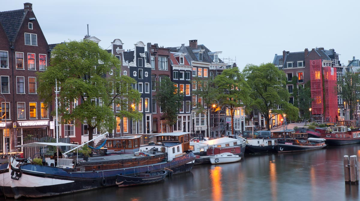 Amsterdam by pietro2536 juzaphoto for Case galleggianti amsterdam