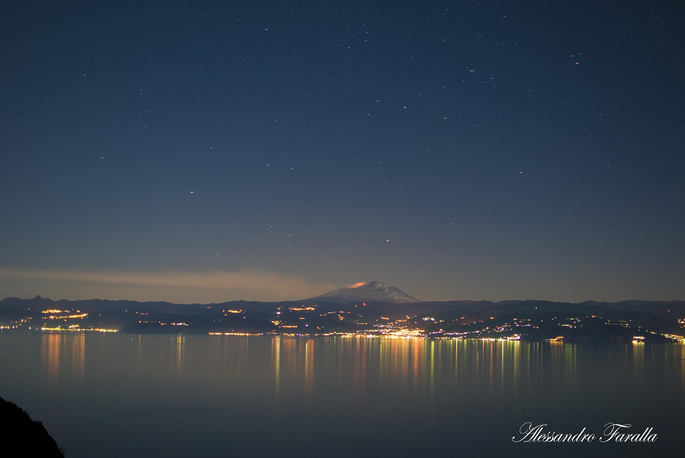 16 02 14 from Etna Volcano...