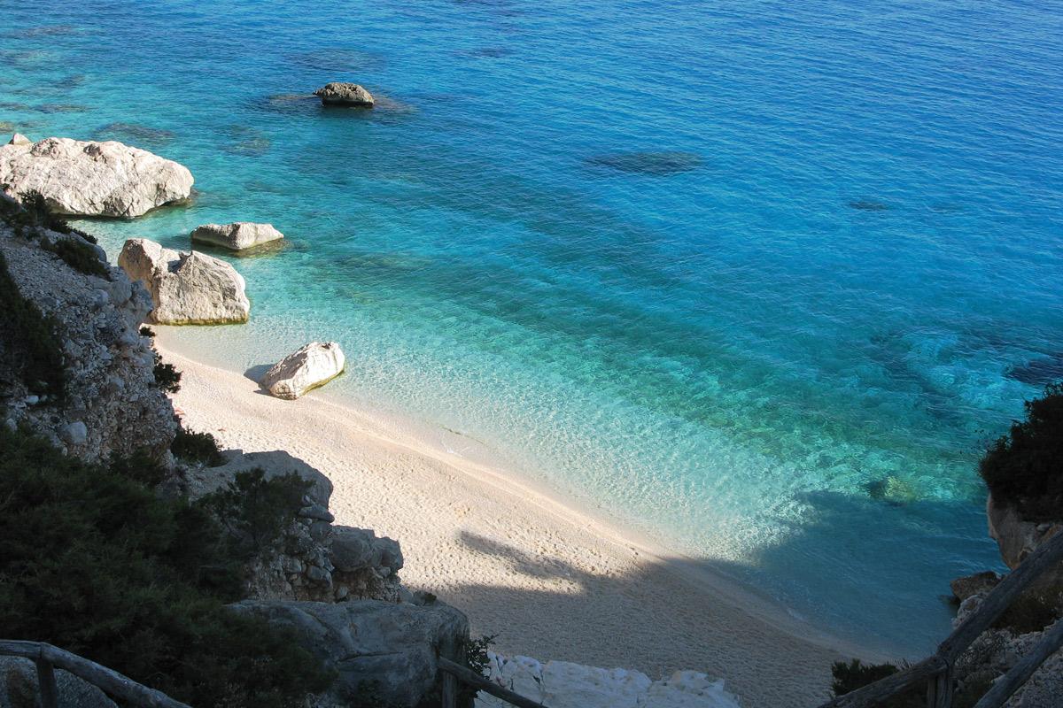 Sardinia...