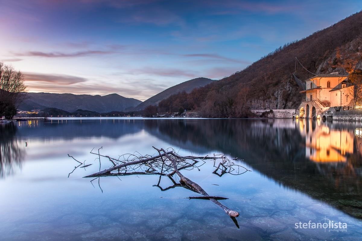 Lago di Scanno...