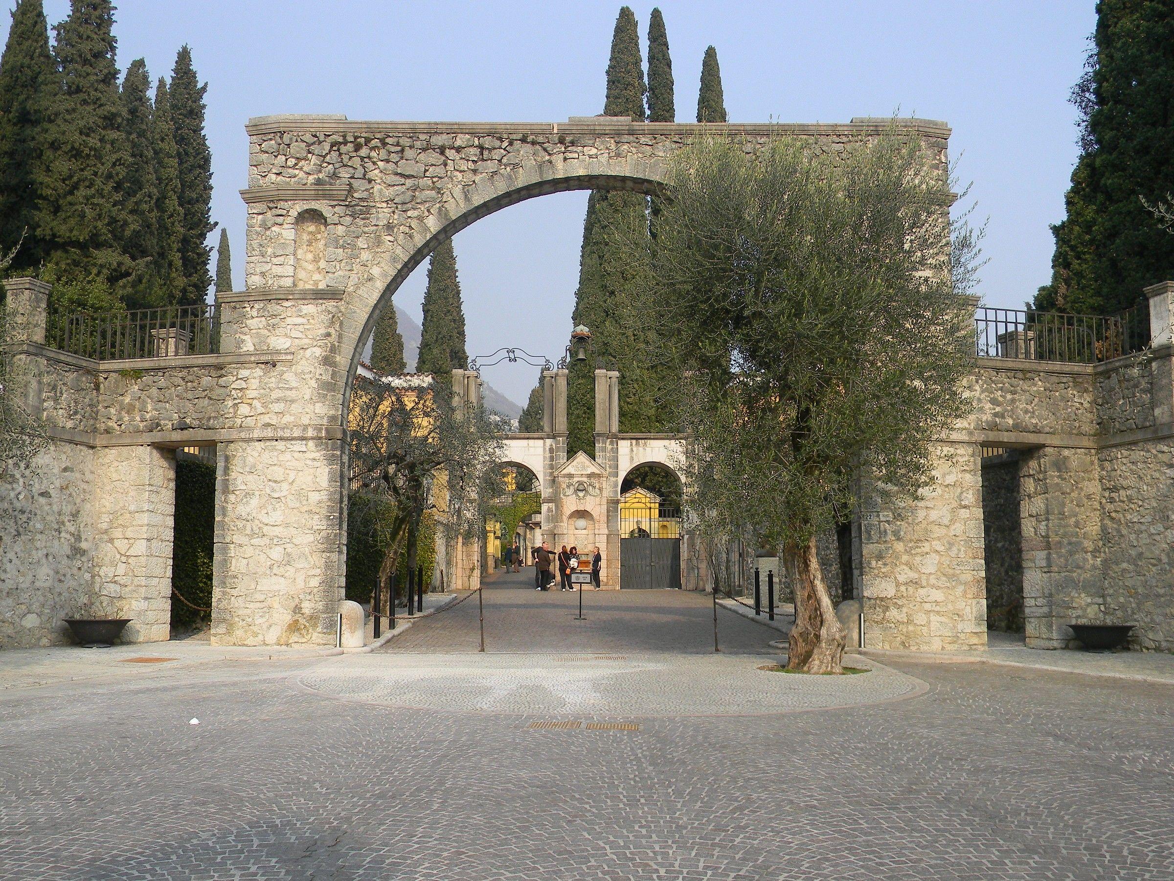 The Vittoriale...