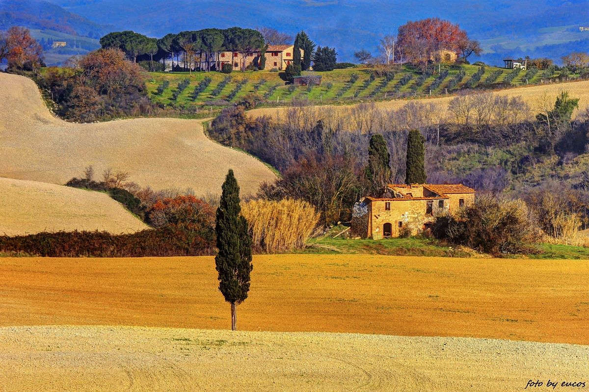 The Tuscan countryside 17...