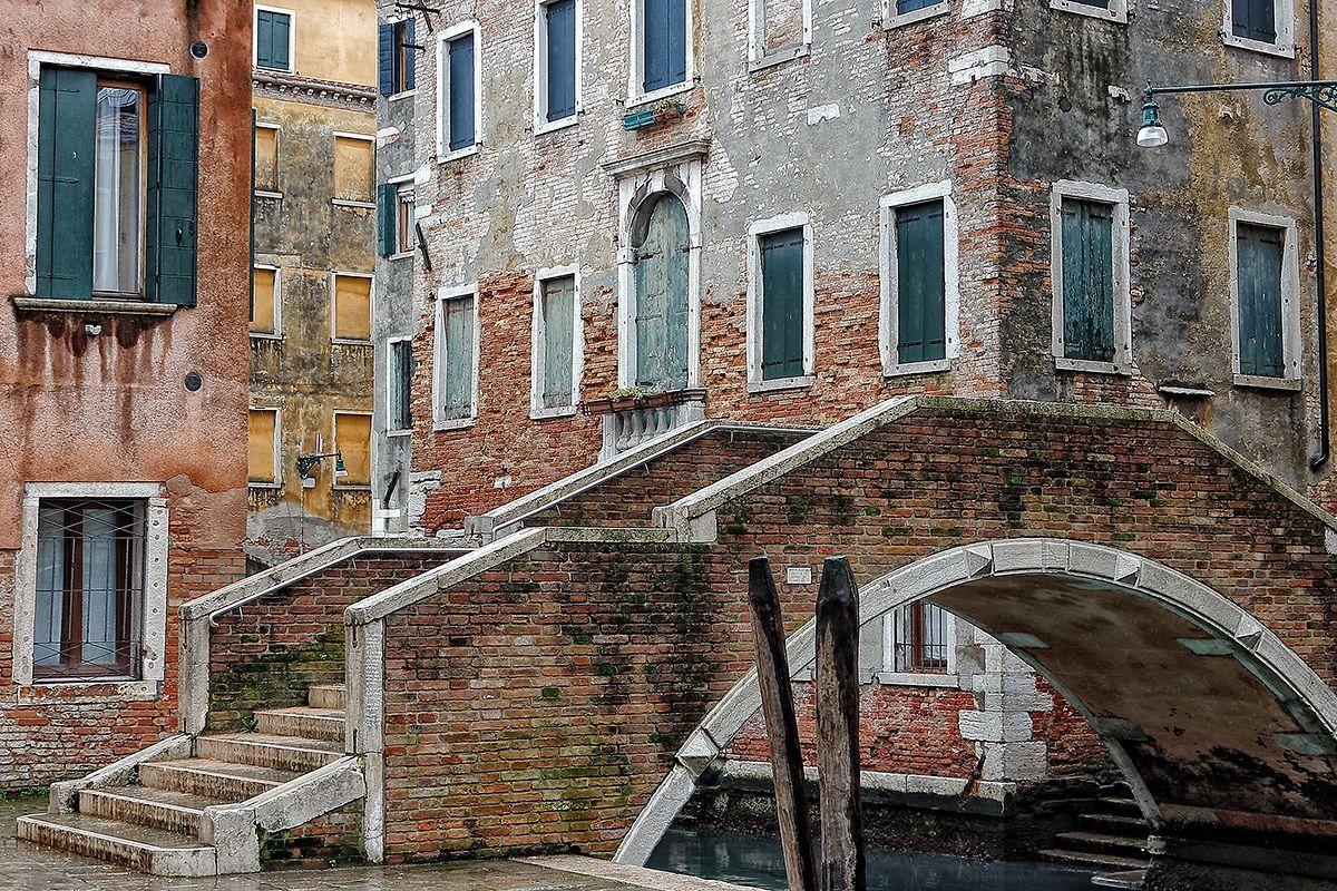 Com'è triste Venezia...