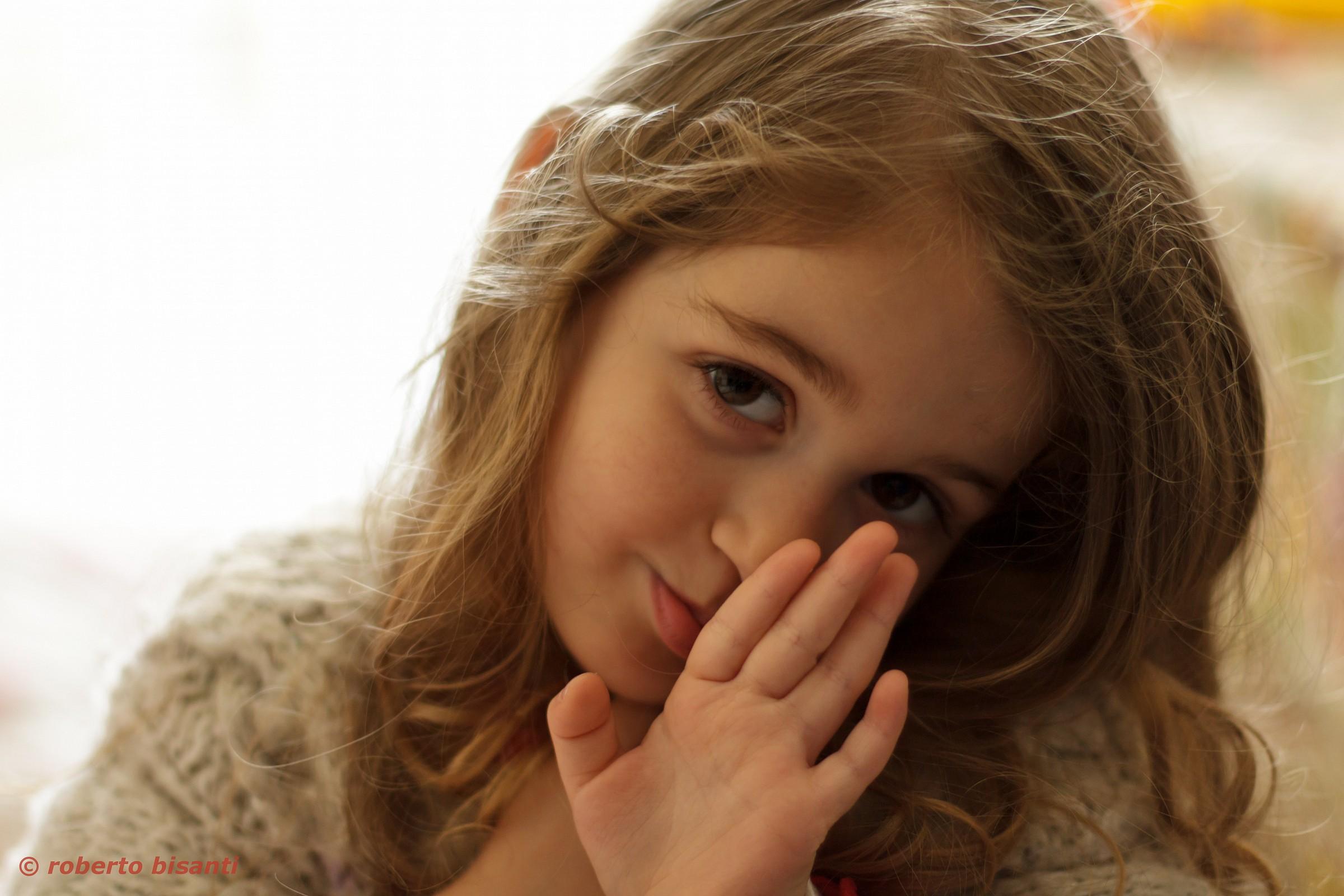 sara, my daughter ......