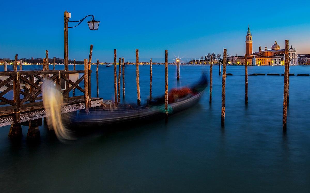 A look at San Giorgio...