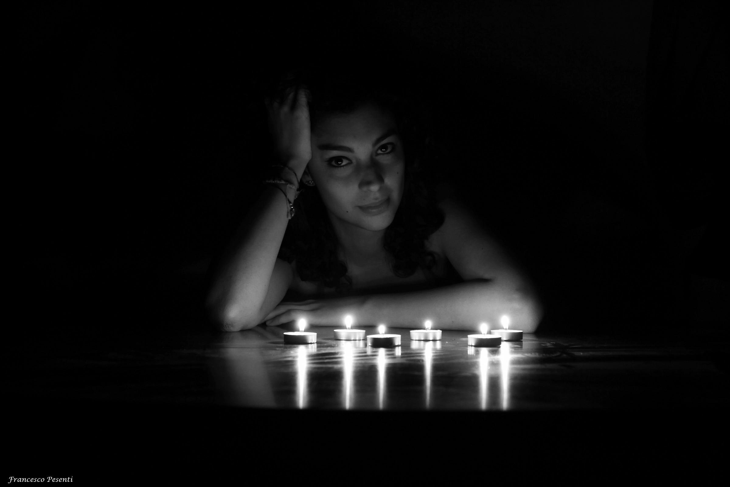 Candle 3...